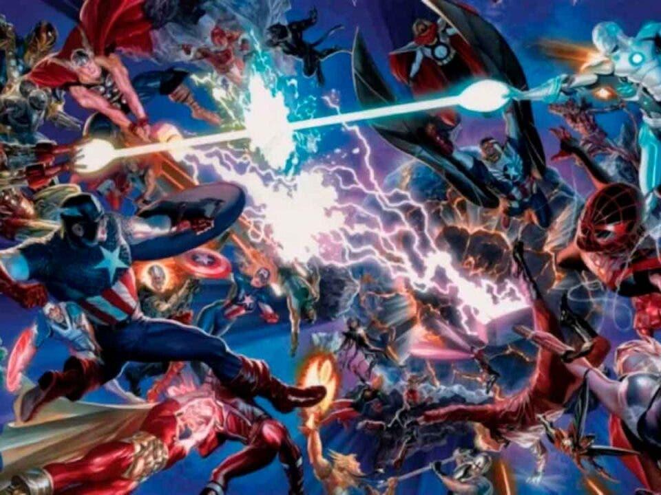 Marvel studios ya trabaja en cómo influirá el Multiverso al UCM