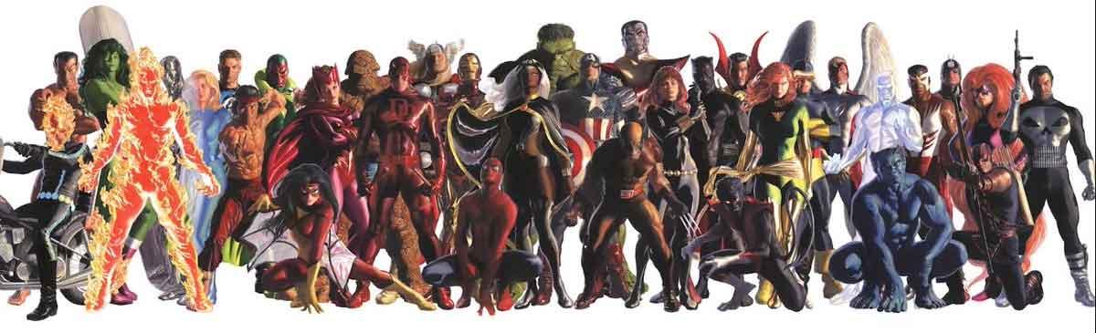El legendario Alex Ross defiende la importancia de los cómics para Marvel Studios