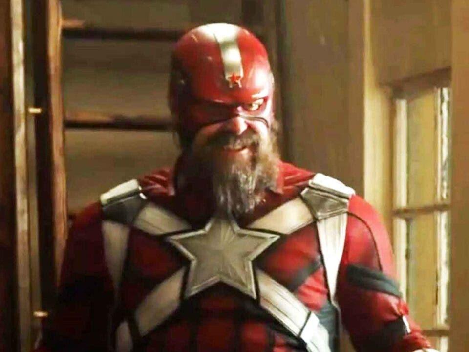 Viuda negra: Guardián Rojo merece su propia película de Marvel Studios