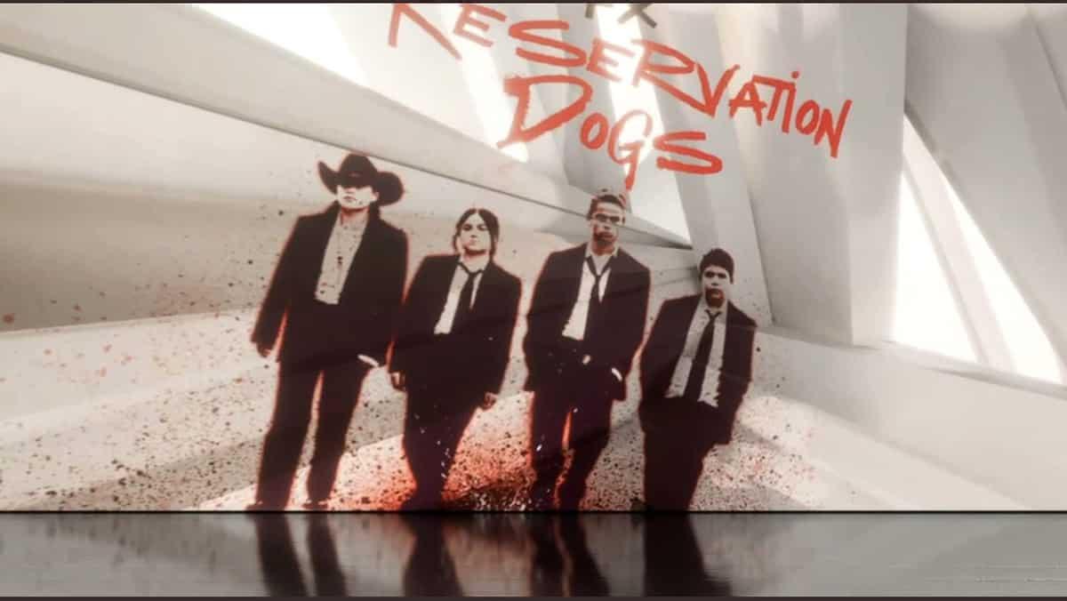 Taika Waititi Reservation Dogs