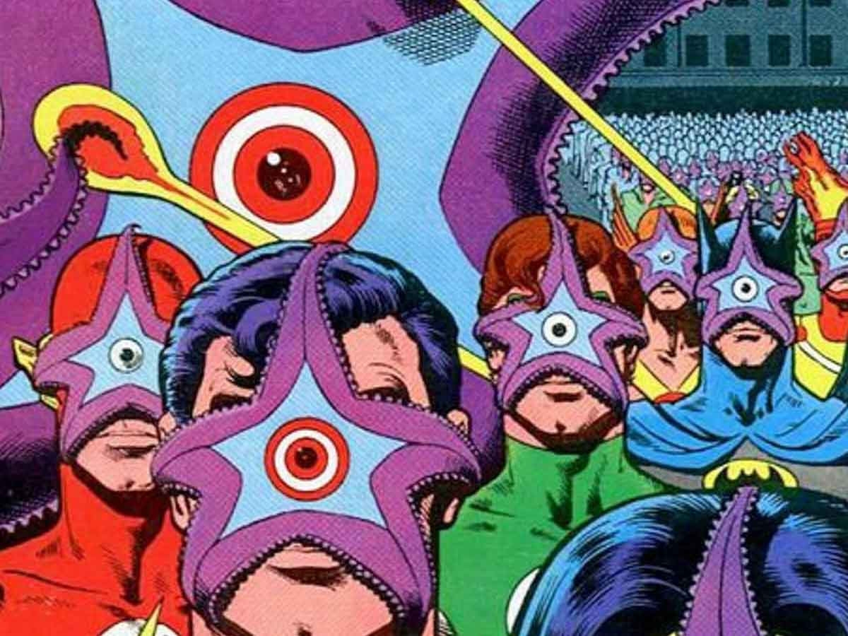 James Gunn explains why he chose Starro for The Suicide Squad