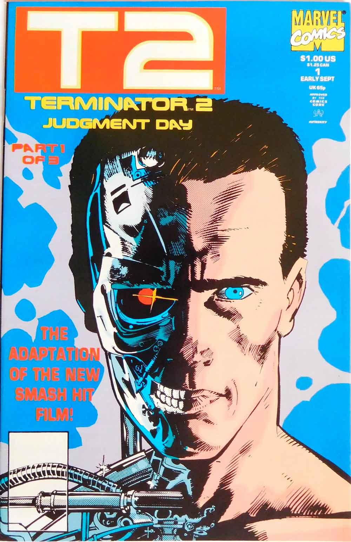 terminator 2 comics