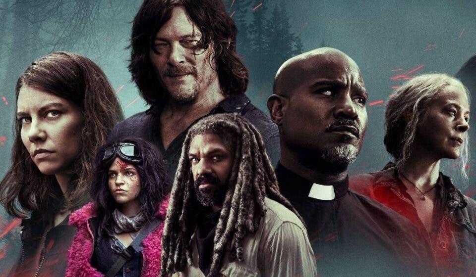 The Walking Dead: ¡Se lanzó el trailer de su temporada final!