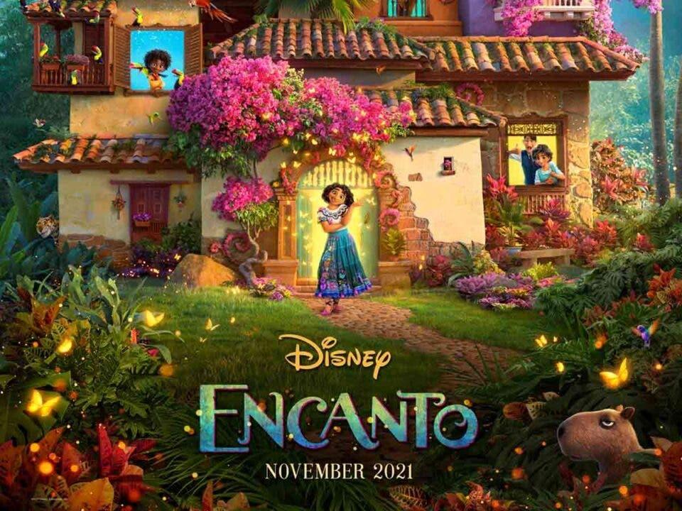 Tráiler de Encanto, la nueva joya de animación de Disney