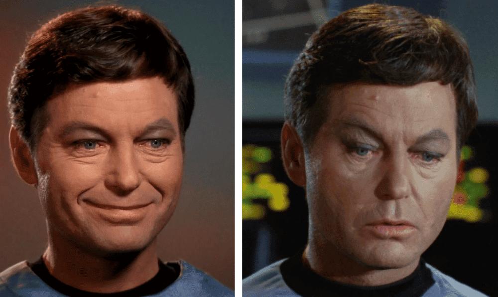 Maquillaje Star Trek