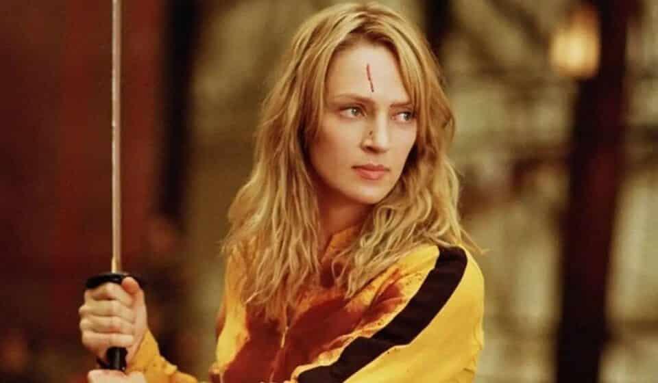 Uma Thurman hated Kill Bill's iconic yellow suit