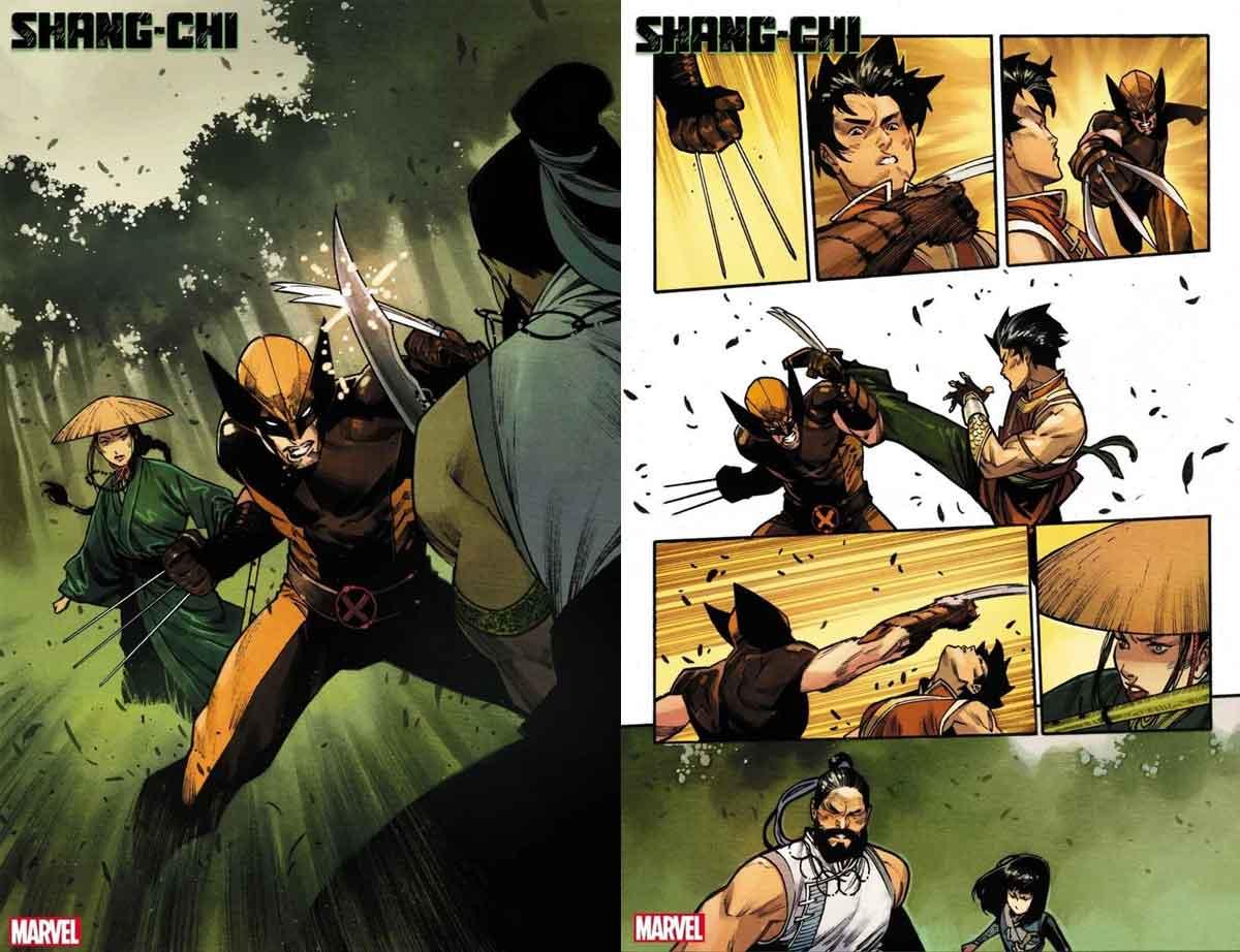 Wolverine se enfrenta a la nueva estrella de Marvel Studios