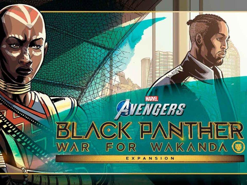 de Black Panther: Guerra por Wakanda