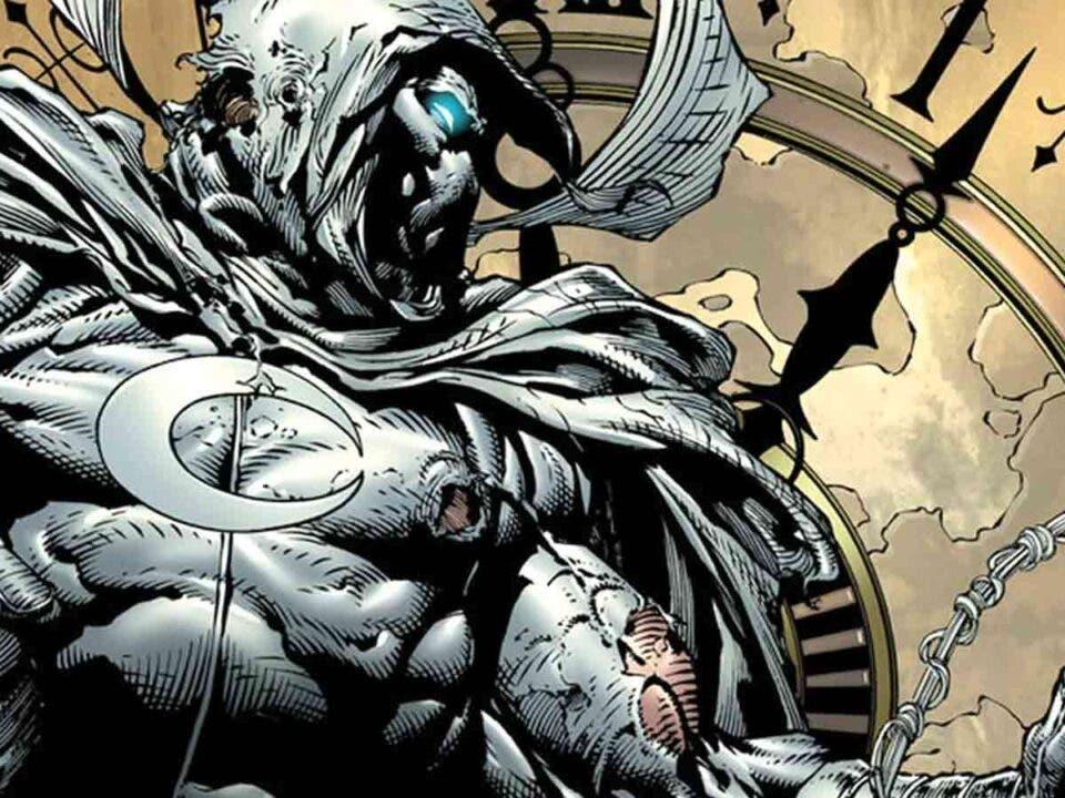 Filtran el espectacular traje de Caballero Luna de Marvel Studios