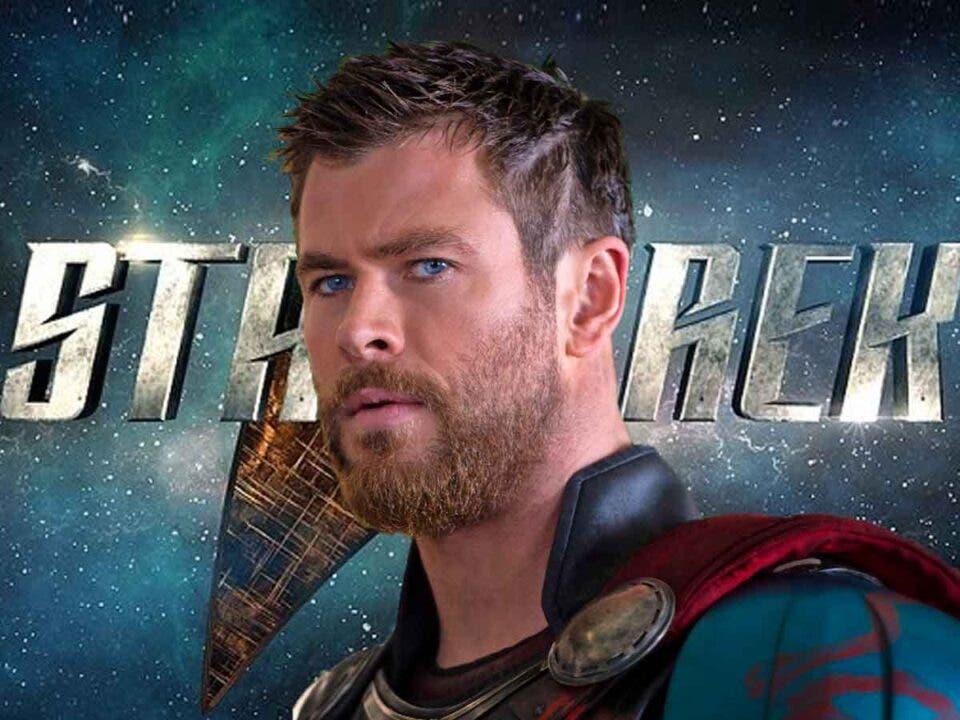 Chris Hemsworth todavía está interesado en regresar a Star Trek