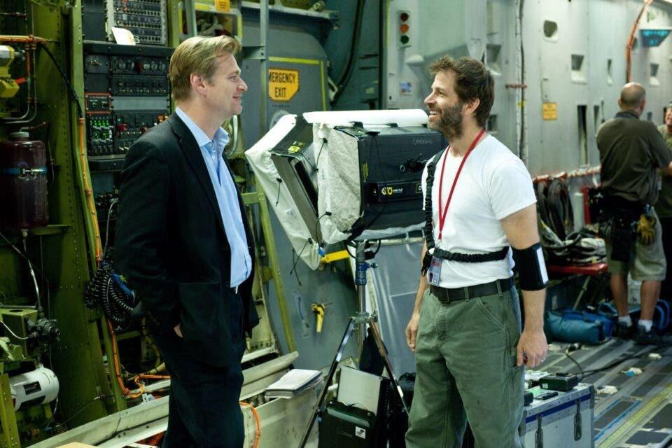 Zack Snyder y Nolan podrían regresar algún día a DC Comics