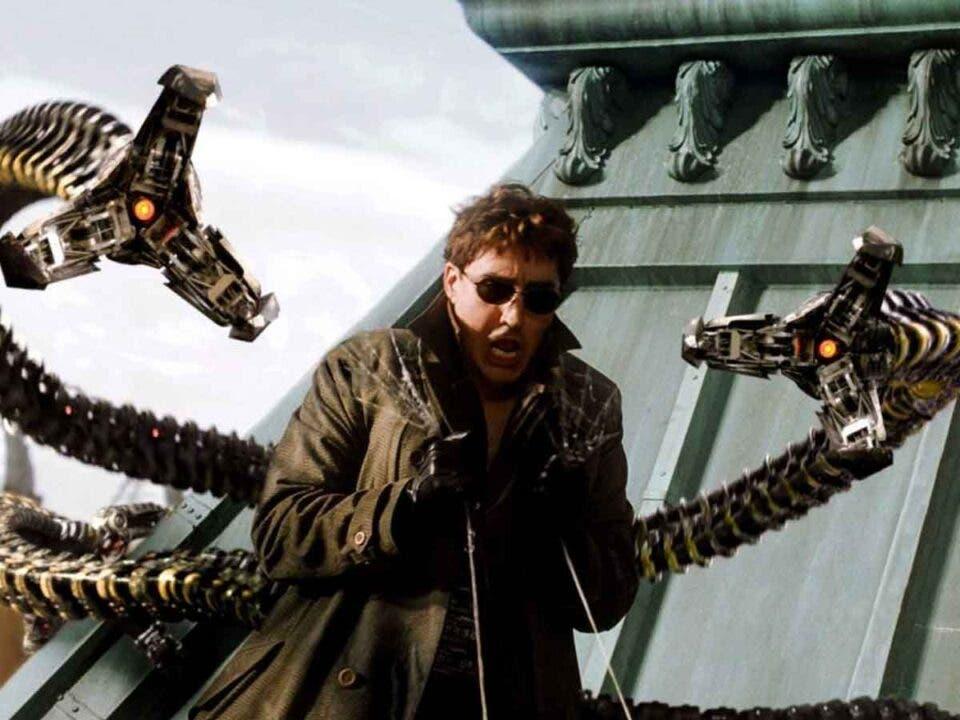 Doctor Octopus en el tráiler de Spider-Man 3