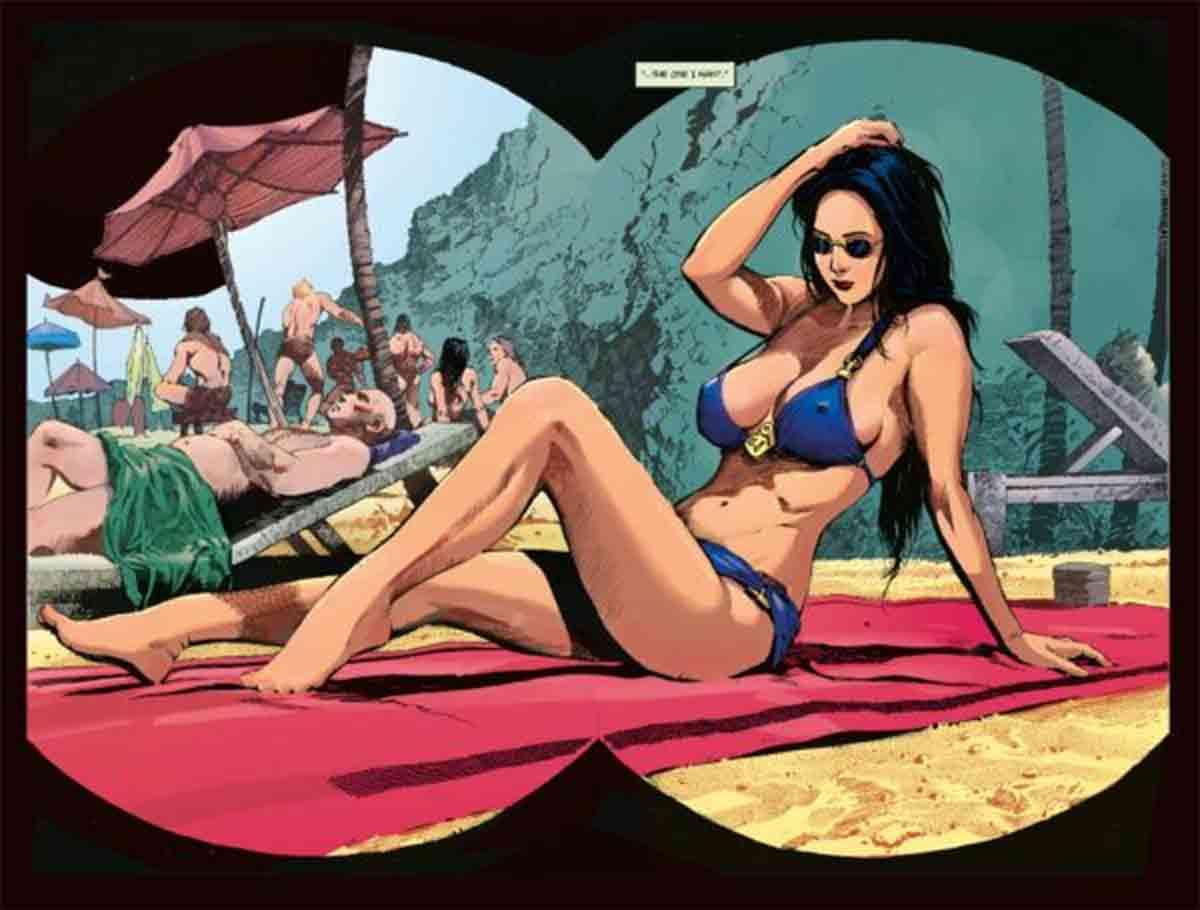 Gun Honey: La nueva serie con una James Bond femenina