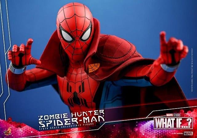 Zombie Hunter spider-man ¿Qué pasaría si...?