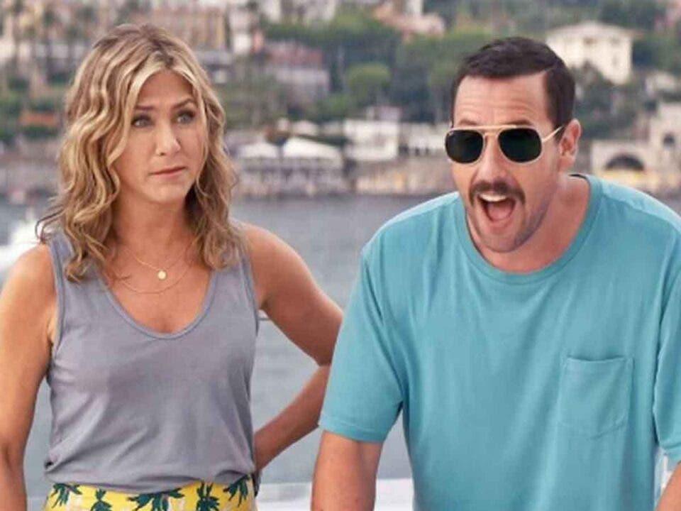 Harán Criminales en el mar 2 con Adam Sandler y Jennifer Aniston