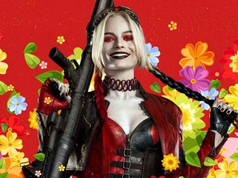 Harley Quinn de El Escuadrón Suicida