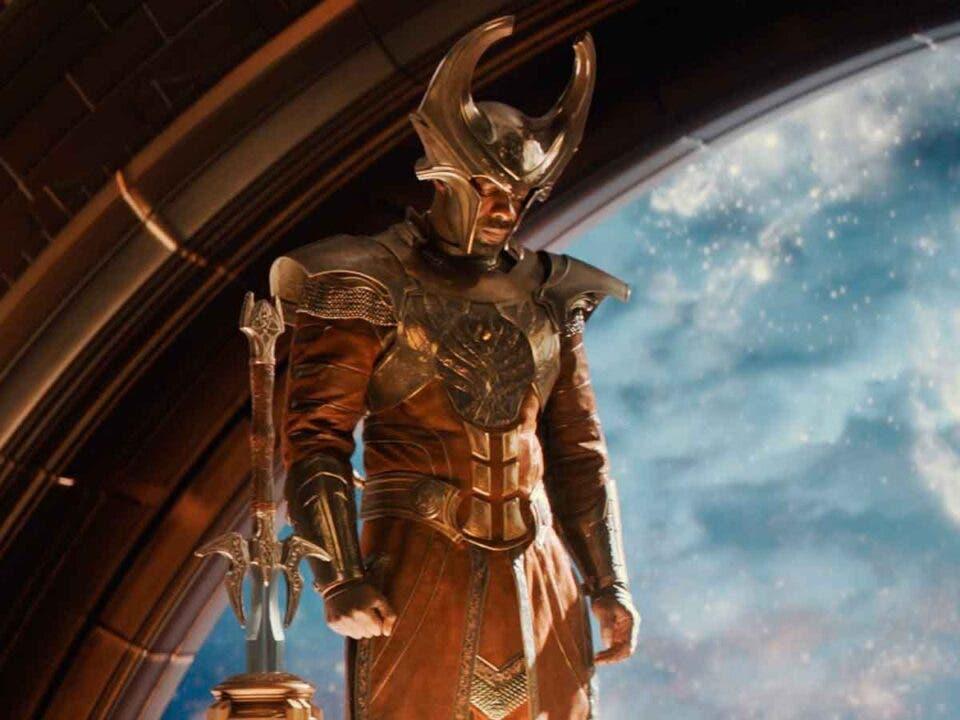 Idris Elba Heimdall Marvel Studios