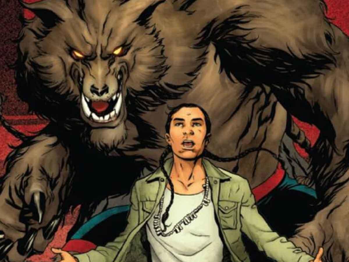 Jake Gomez marvel studios Werewolf by Night