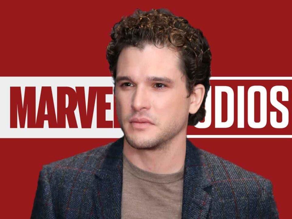 Kit Harington no sabía que personaje estaba interpretando de Marvel Studios
