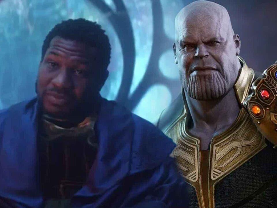 La gran diferencia entre Kang y Thanos en Marvel Studios