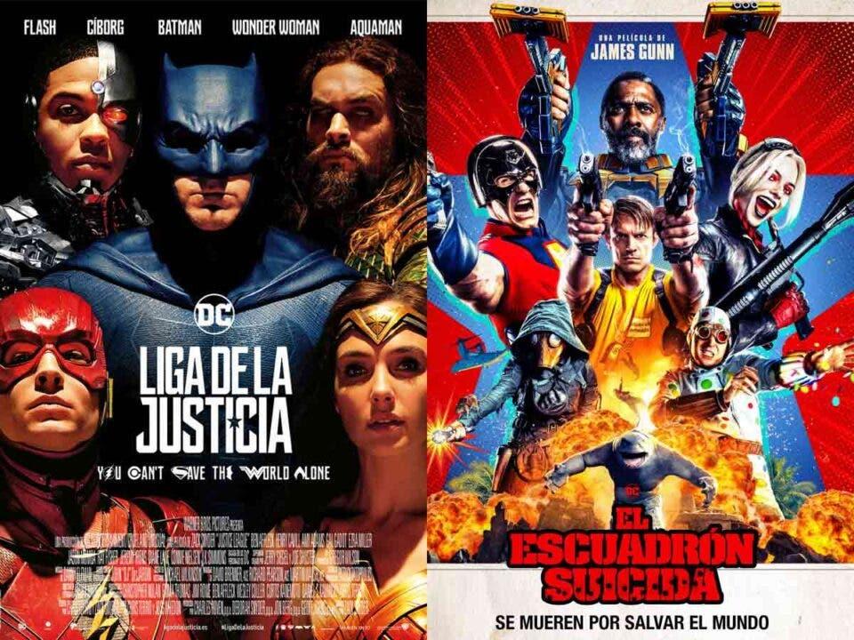 ¿Harán una película de Liga de la Justicia vs Escuadrón Suicida?