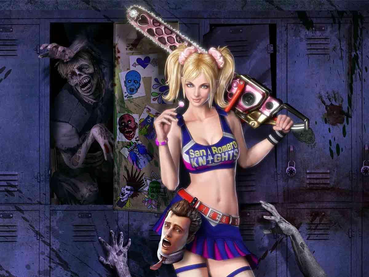 Lollipop Chainsaw videojuego