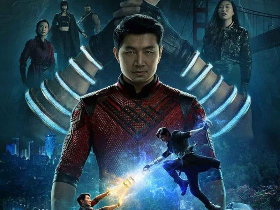 Marvel Studios Shang-Chi y la leyenda de los diez anillos pelicula