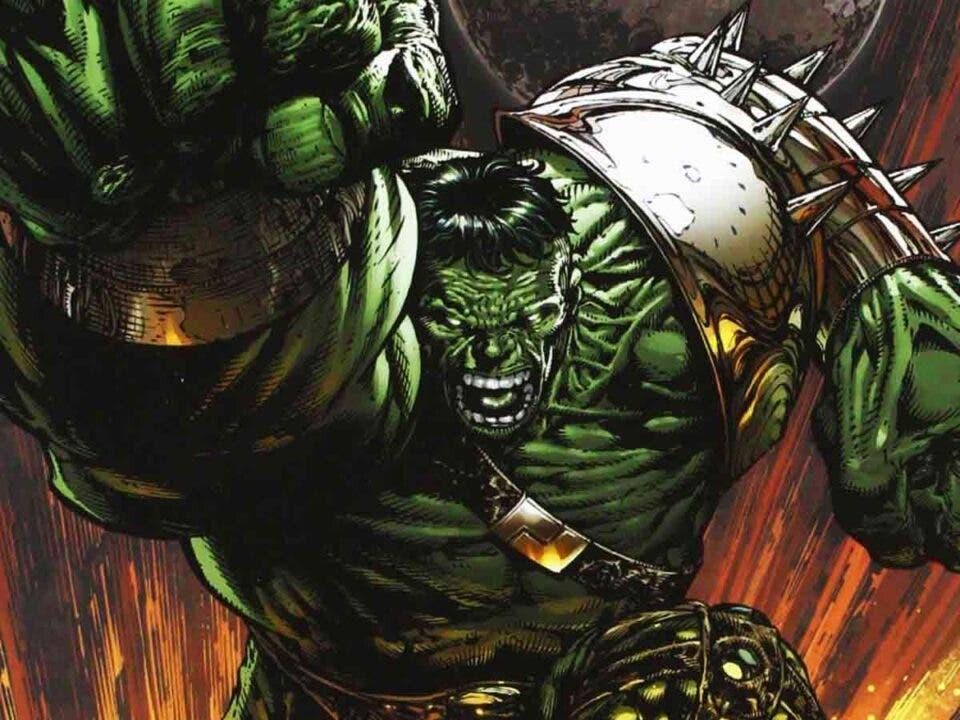 Marvel Studios hará una película de World War Hulk
