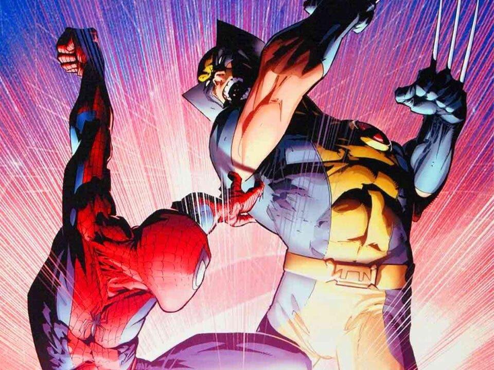 Marvel Studios planea una película de Spider-Man con Wolverine