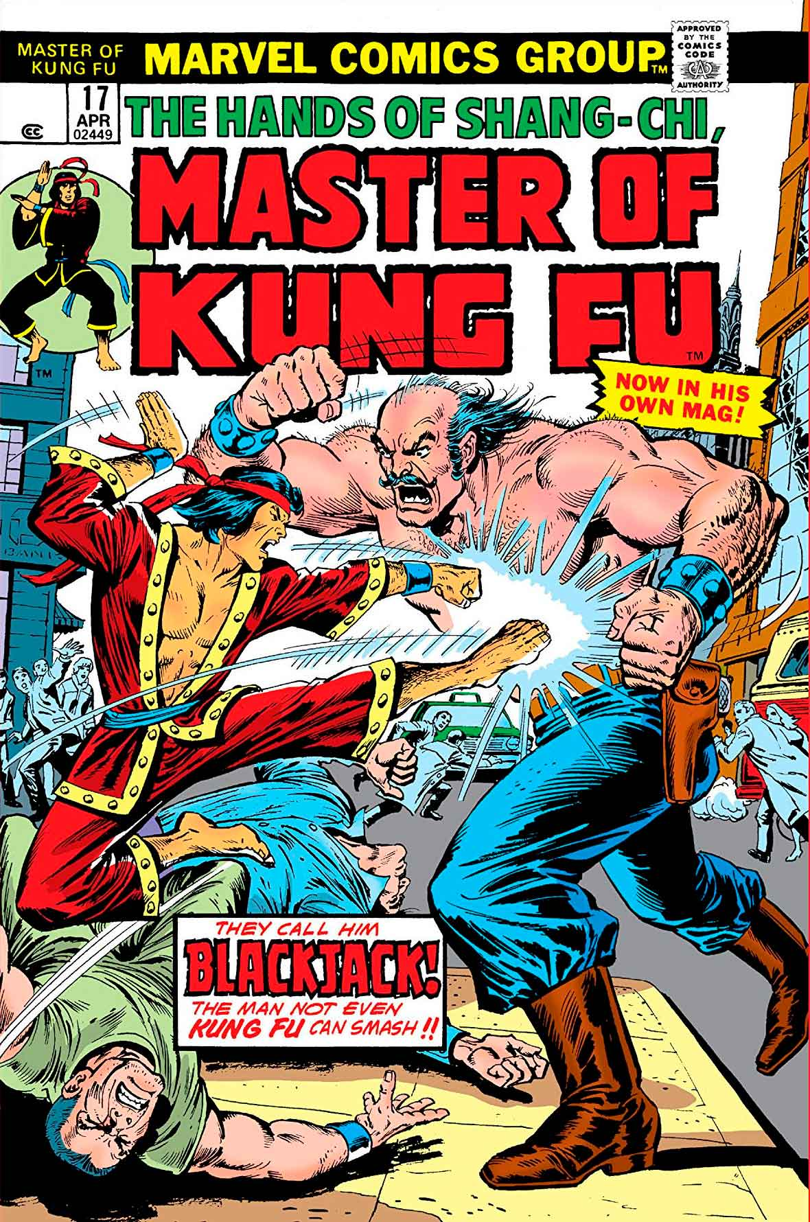 Master of Kung Fu 17