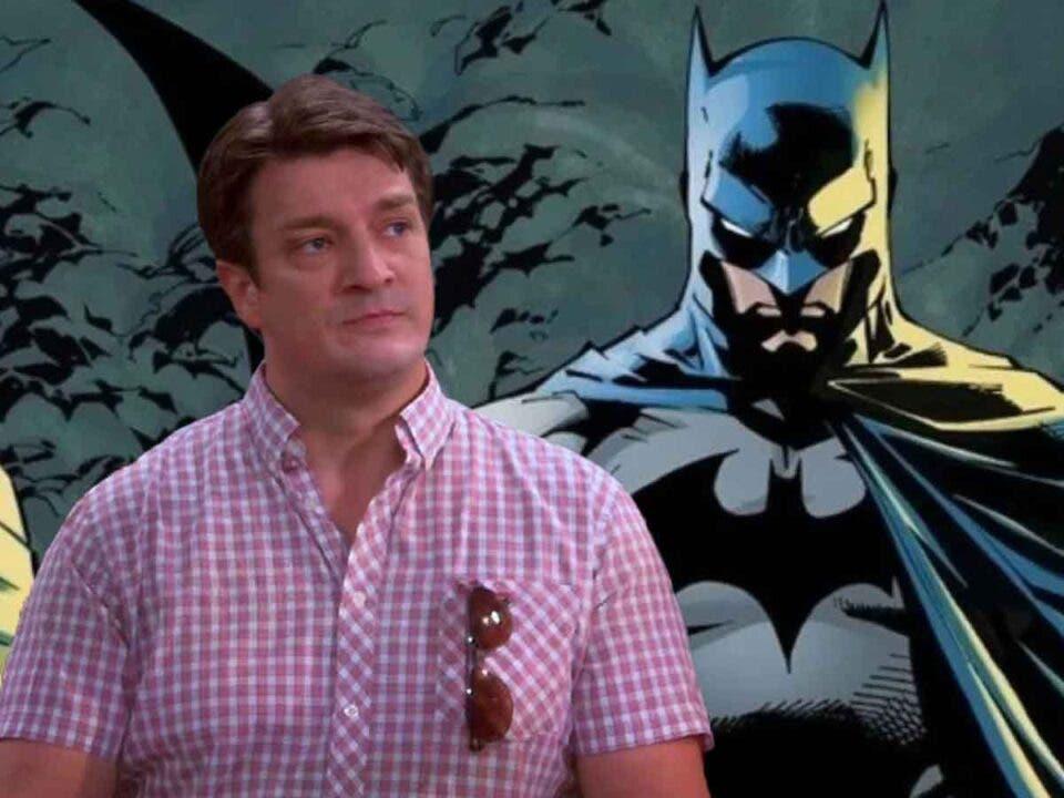 Nathan Fillion explica por qué Batman está loco