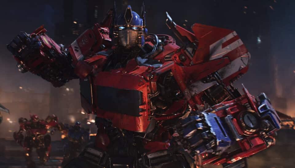 Los Transformers ya llegaron a Perú para la nueva película