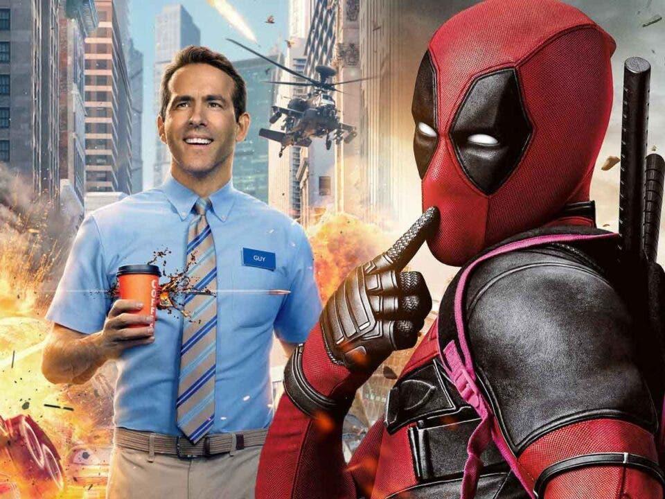 Ryan Reynolds revela por qué no ha incluido a Deadpool en la película Free Guy