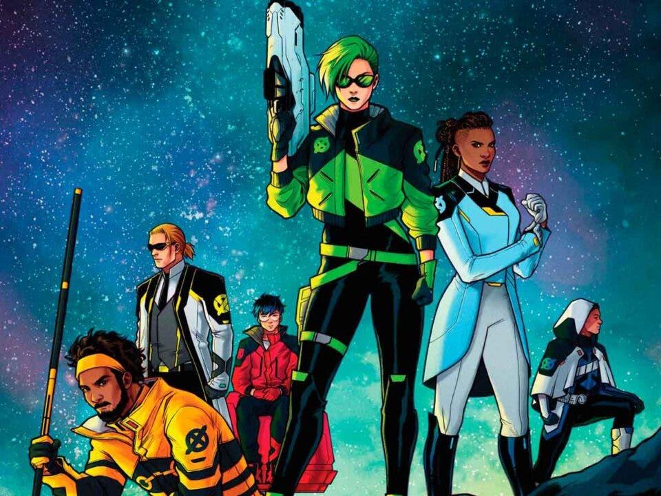 S.W.O.R.D. Mutantes en el espacio
