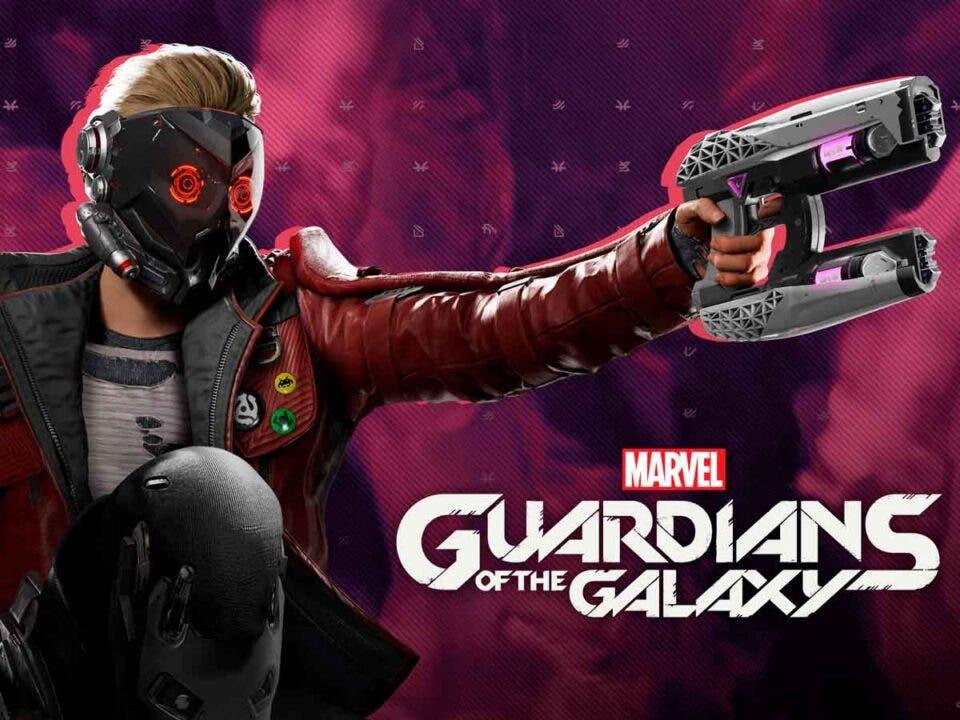 Explicado el nuevo diseño de los personajes en Marvel Guardians of the Galaxy