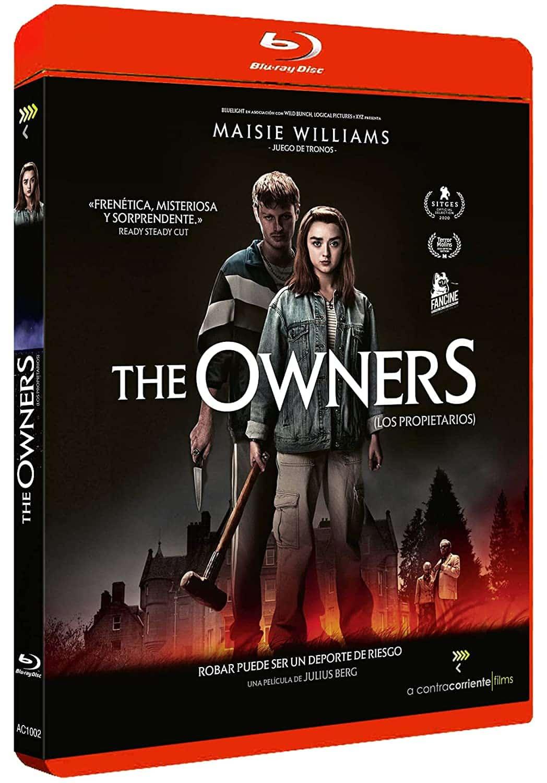 The Owners (Los propietarios) [Blu-ray]