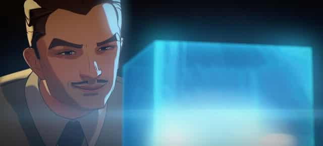 Howard Stark y el Teseracto
