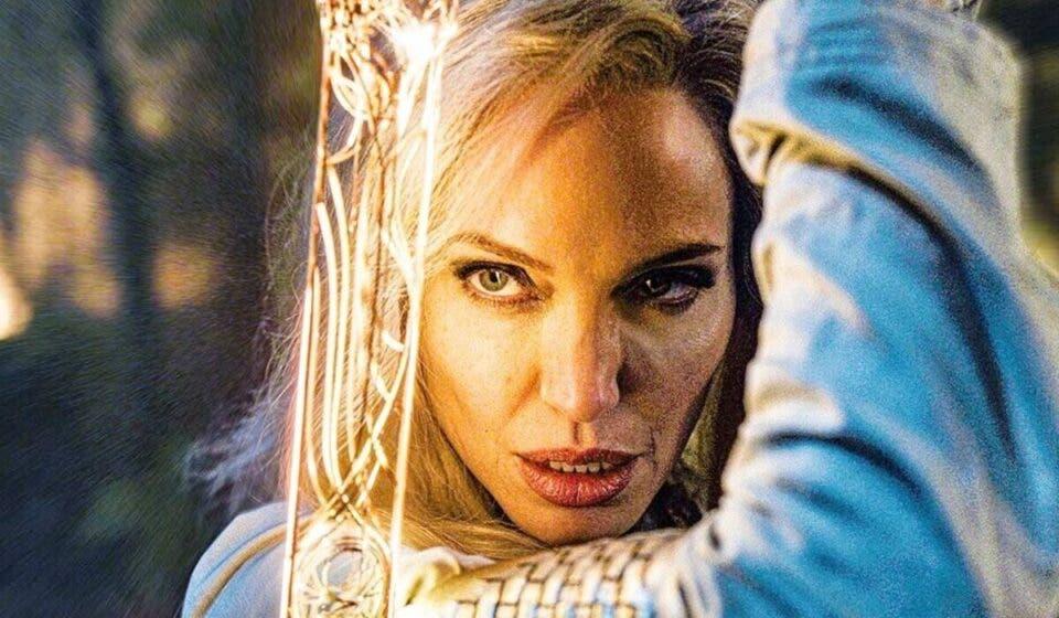 Los Eternos: Angelina Jolie habló sobre los desafíos de su personaje