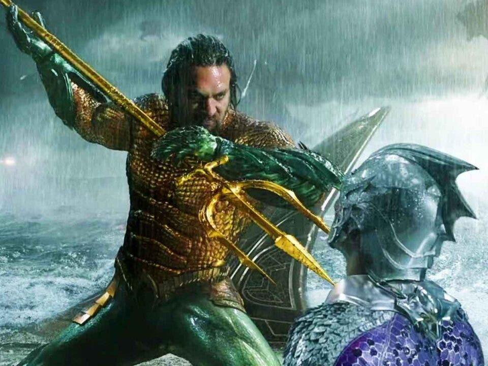 Aquaman 2 está inspirada en una película de culto de 1965