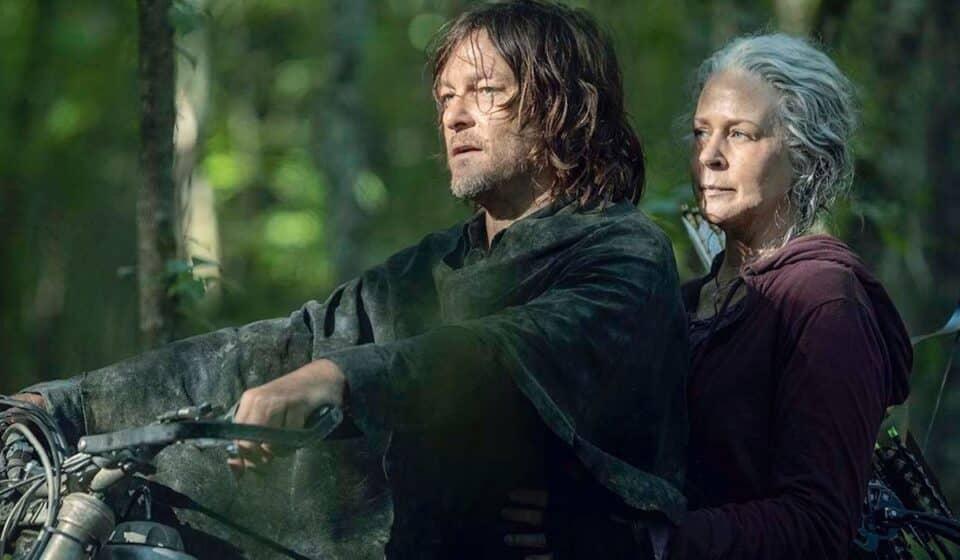 The Walking Dead: ¿Cómo será la serie de Daryl y Carol?