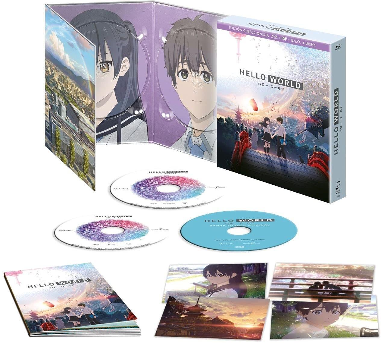 Hello World - Edición Coleccionista