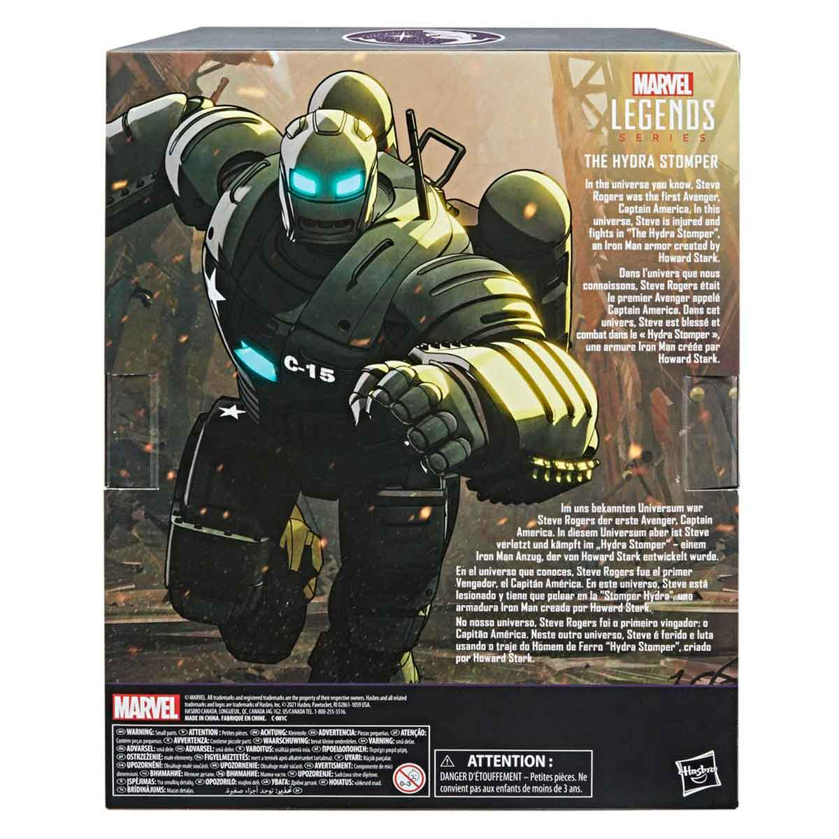 hydra stomper what if
