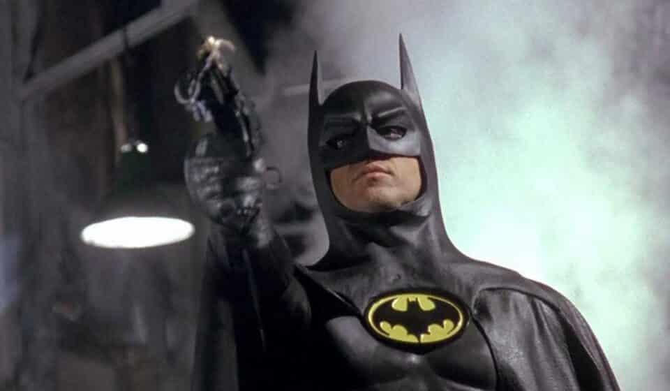 Michael Keaton está fascinado con el guion de The Flash