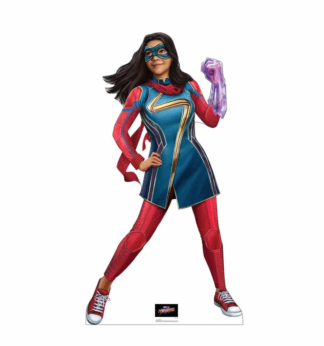 Primera imagen oficial de Ms Marvel