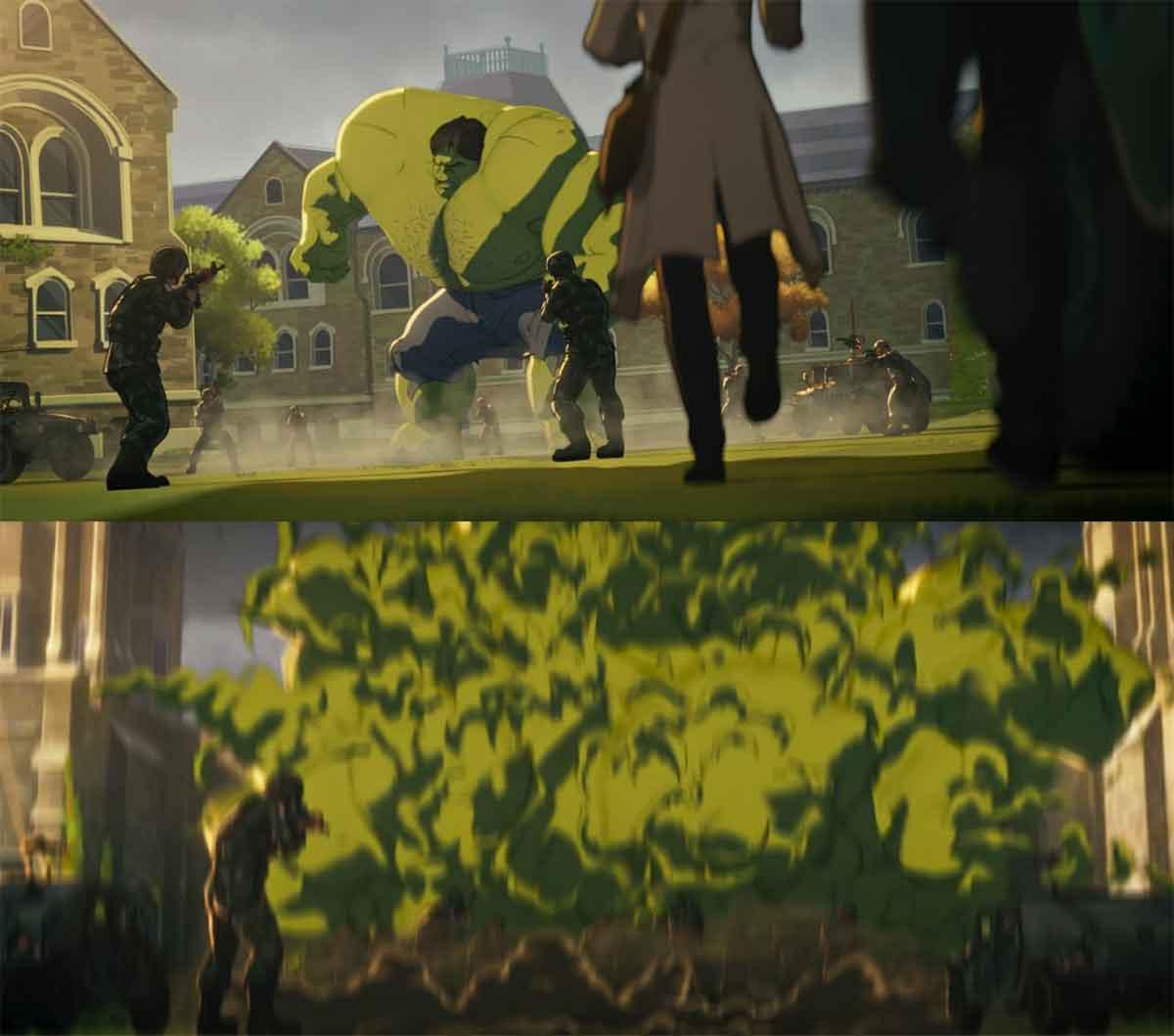 Marvel Studios demuestra como puede morir Hulk