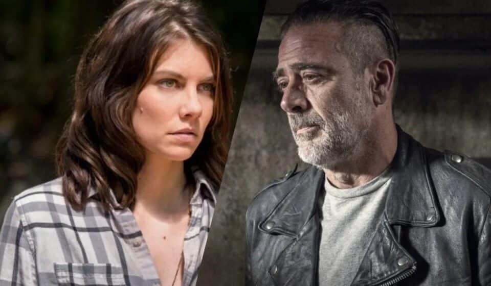 The Walking Dead: Así será el futuro de Maggie y Negan