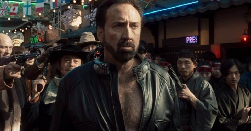 Nicolas Cage en Prisoners of the Ghostland