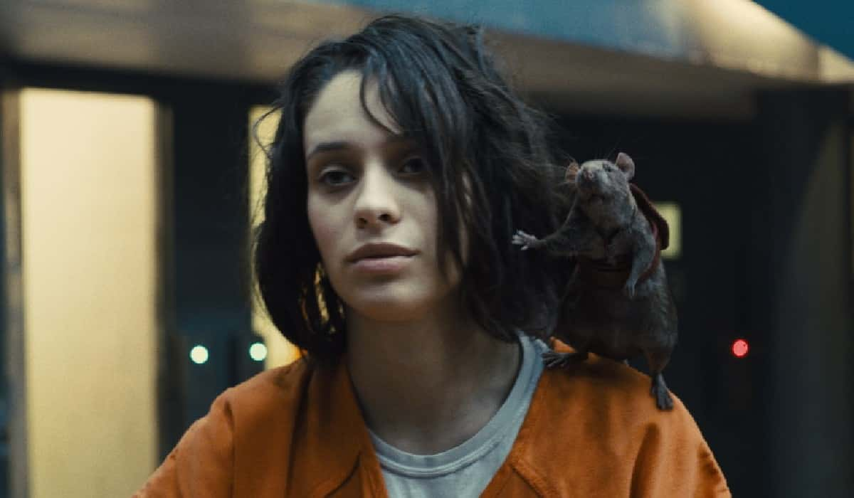 The Suicide Squad: Daniela Melchior realizó el casting con ratas de verdad