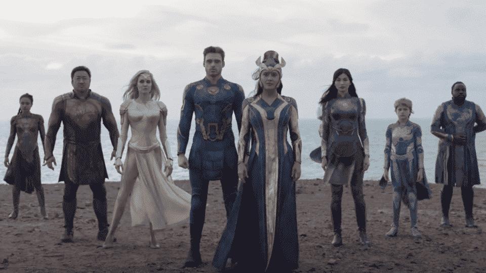 Los Eternos: Nuevos rumores apuntan a que Marvel publicará otro tráiler