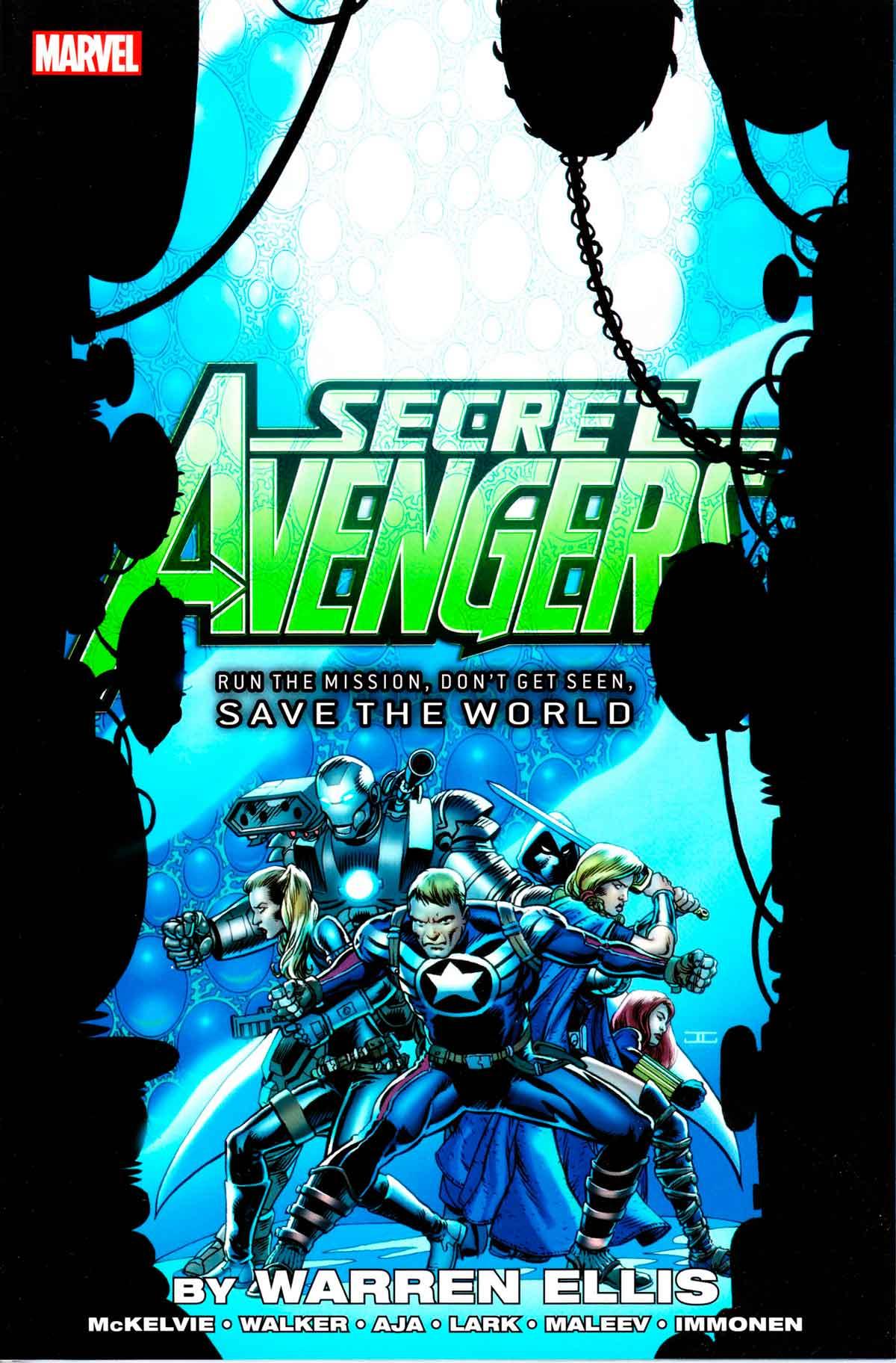 secret avengers Run the Mission